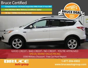 2014 Ford Escape SE 1.6L 4 CYL ECOBOOST AUTOMATIC FWD HEATED SEA