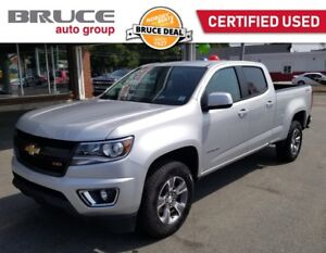 2018 Chevrolet Colorado Z71 - NAVIGATION / 4X4 / LEATHER INTERIO