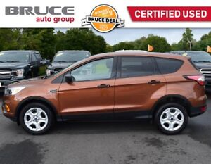 2017 Ford Escape S - BLUETOOTH / REAR CAMERA / POWER PACKAGE