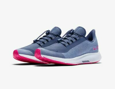 pretty nice e2c41 8da07 Nike Air Zoom Pegasus 35 Shield, Wasserabweisend Sneaker Kids, Laufschuh Gr  35,5