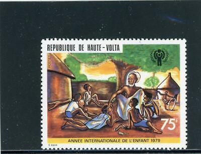 Burkina Faso 1979  Scott# 434 mint (Burkina Faso Stamp)