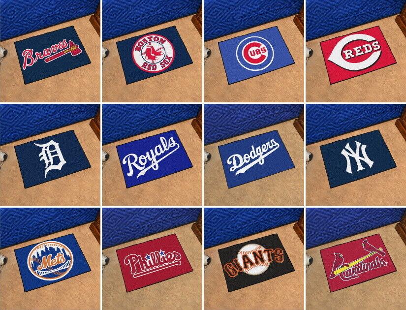 FANMATS MLB Starter Mat Area Rug Choose Team