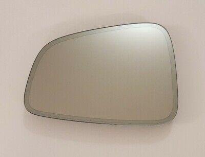 TESLA Model X S LH Passenger Wing Door Mirror Glass Auto Dim Electrochromatic