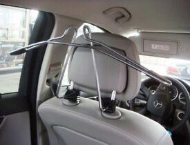 Chrome Mercedes Benz Coat Hanger