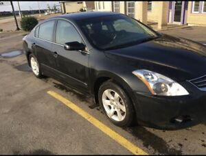 12 Nissan Altima #7000 As is /$7500 Certified-115000 lowkms