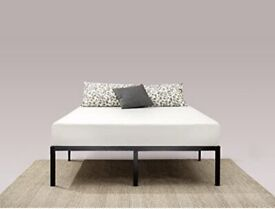 Super king Platform bed brand new boxed