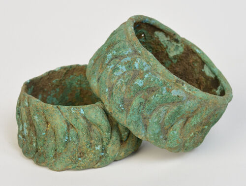 2,000 - 2,500 Years, A Pair of Dong Son Bronze Bracelets