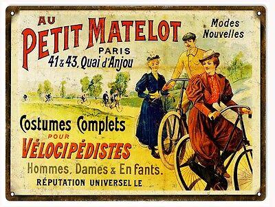 Au Petit Matelot Paris Nostalgic Sign