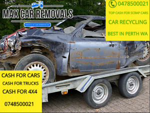 CASH FOR UNWANTED CARS - MAX CAR REMOVAL Landsdale Wanneroo Area Preview