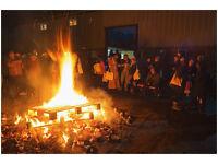 Alara Wassail Party Volunteers Needed Kings Cross Camden