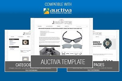 Auctiva Listing Template Ebay Listing Template