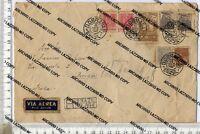 Sp 38 Storia Postale Raccomandata Estera 1948 Brasile Dobrada Perugia -  - ebay.it