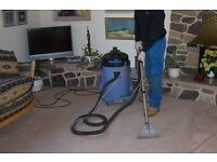 CARPET CLEANER. CARPET & UPHOLSTERY CLEANING