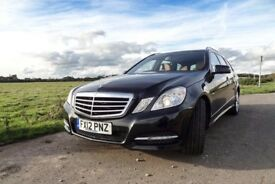 GREAT LOOKING E CLASS DIESEL ESTATE
