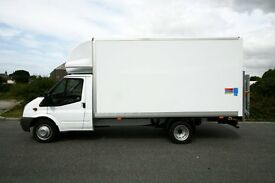 man and van house removal service