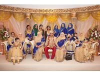 Experienced Professional Asian Wedding Photography and Videography Based In North East England