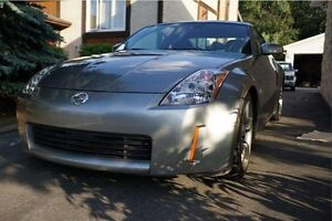 2003 Nissan 350z touring $10,500 obo *low mileage*