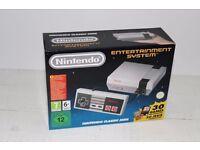 Nintendo Mini NES Classic Console - Brand New