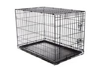Pets at Home Large Single Door Dog Crate