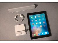 iPad 3 / 32GB / Wi-Fi / Very good condition / Cable / Dock