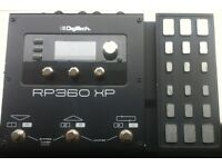 Digitech R360 XP - a little cosmetic wear and tear but sounds great.