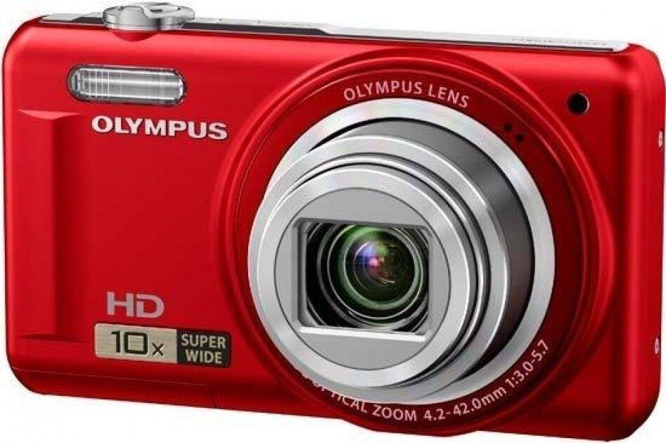 Olympus VR-310 10mp digital camera