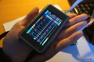 ARM-DSO203-Nano-V2-Quad-Pocket-Digital-Oscilloscope-New-Aluminum-Case