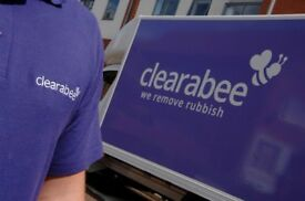 Clearabee® | Same Day Rubbish Removal Service. Book online 24/7.