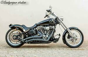 "2008 Harley Davidson ""ROCKER"" Custom Baldivis Rockingham Area Preview"