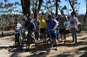 Mountain bike hire shop- half share Woodford Blue Mountains Preview