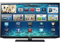 """Samsung 40"""" SMART LED Full HD(1080p) TV with USB, Remote & Built-in Freeview"""