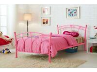 Jemima Single Pink