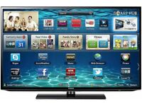 "Samsung 40"" SMART LED Full HD(1080p) TV with USB, Remote & Built-in Freeview"