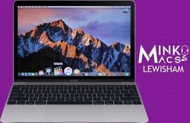 12' Apple Macbook Silver Music Production Film Editing Photography Intel Core M 1.2Ghz 8GB 500GB SSD