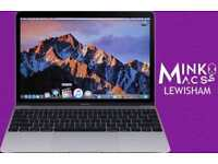 12' Macbook Retina Space Grey Laptop M Core 1.1GHz 8GB Ram 256GB SSD Vectorworks 2017 Capture One 10