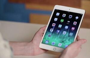 Apple iPad Mini, Open Box, Discounted Price, A Grade Condition