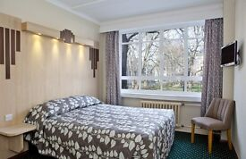 Beautiful double room canary wharf station