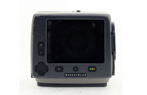 Hasselblad H3D 31 II digital back in good condition.