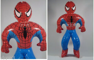 SPIDERMAN-Superhero-Marvel-Doll-INFLATABLE-Toys-Blow-Up-Party-Favor-Decor-24