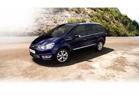 WE OFFER FORD GALAXY FROM 2010-2015 FOR HIRE FROM £200 PER WEEK