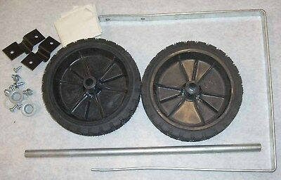 Marquette M15-580 Wheel Kit For 295a Welding Machine