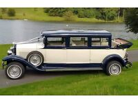 Bramwith Landaultte wedding cars hire manchester /vintage wedding cars hire manchester/
