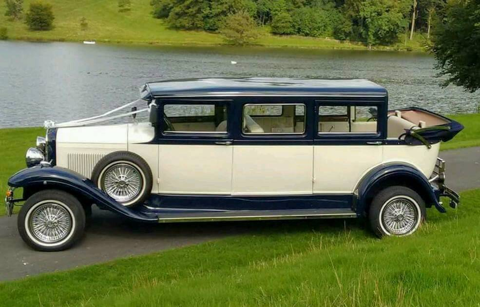 Vintage Wedding Cars Hire Limos Image 1 Of 9