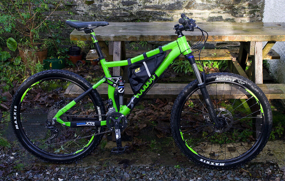 2017 Voodoo Zobop mountain bike. 18\