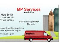 Man with a Van Removals & Delivery Local & Nationwide