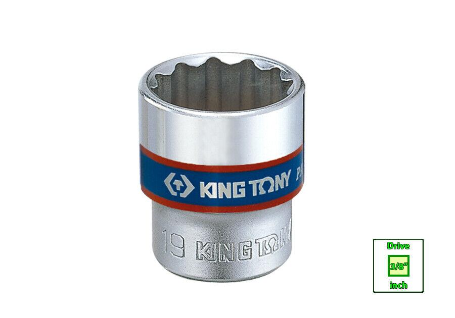 Urrea 5210M 3//8-Inch Drive 12-Point 10mm Chrome Socket