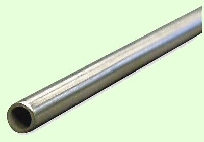 Aluminum Tubing Round  38 O.d. X 6 Ft Long 6061-t6 Seamless 0.277 I.d.