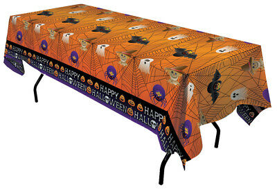 Table Cover 54 X 102 Inches Halloween Theme Decoration Forum Novelties - Halloween Themed Table Decorations