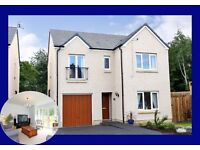 4 bedroom executive detached family home for long term let