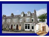 5 or 6 or 7 Bedroom HMO Flat, Broomhill Road near RGU, city centre and hospital